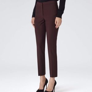 Reiss Slim Fit Trousers